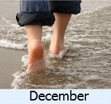 thumbnail image to the site weather page in December.