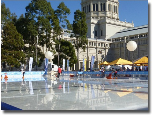 Melbourne winter festival ice skating compliments of http://www.flickr.com/photos/40325561@N04/6095133154/