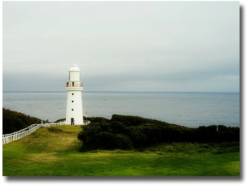 Cape Otway Lighthouse Victoria, Australia compliments of http://www.flickr.com/photos/susanti_chandra/6155639050/in/photostream/