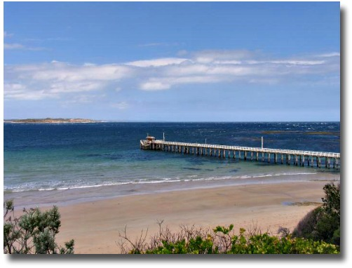Point Lonsdale along the Bellarine Peninsular compliments of my mate Steve Curle.