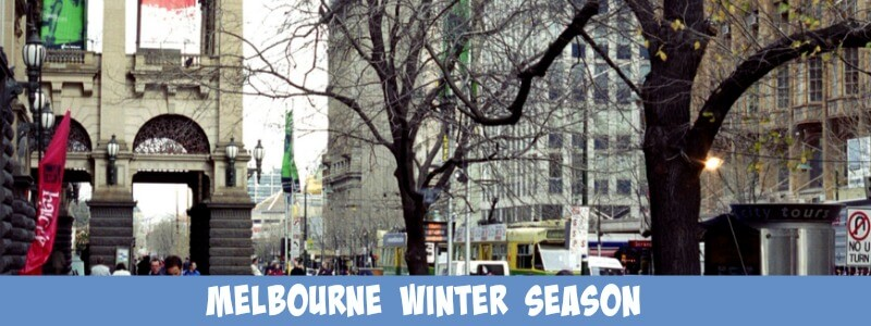 Image link to site page on what to see and do in Winter in Melbourne
