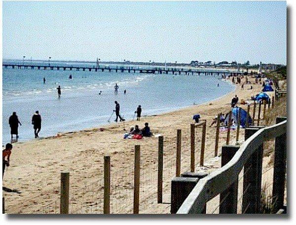 Beachcombing with metal detectors