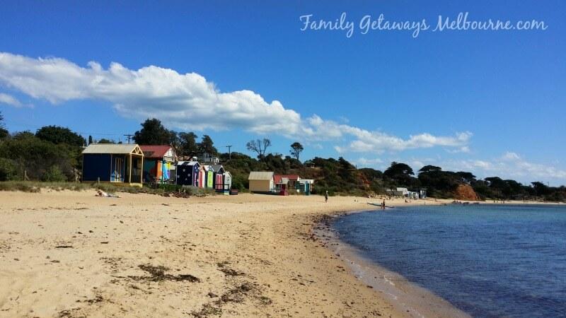 Mornington Beach foreshore