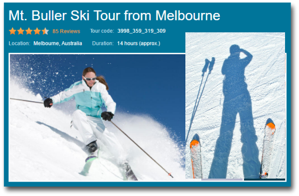 Image for Mt Buller Ski Tour