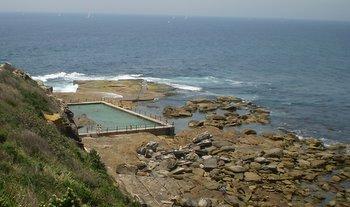North Curl Curl Beach In Sydney