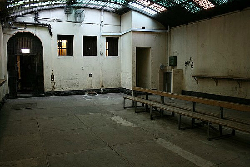 Common Area For Prisoners At The Old Melbourne Prison
