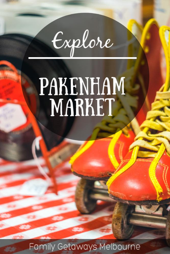 Pakenham Market