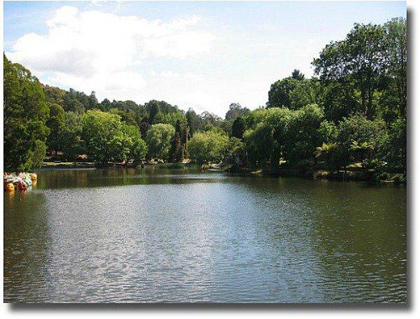 Emerald Park Lake Melbourne Australia compliments of http://www.flickr.com/photos/captainchaos/318699310/