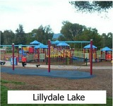 Thumbnail graphic link to Site Page on Lillydale Lake