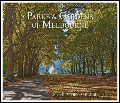 image of parks and gardens book