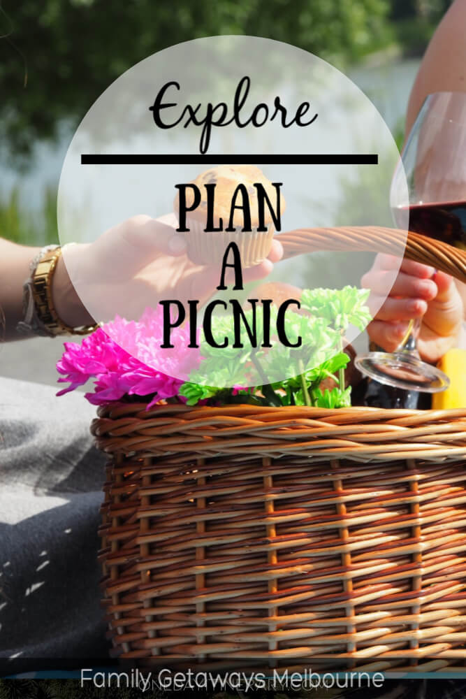 image to pin to pinterest for the page on planning a picnic