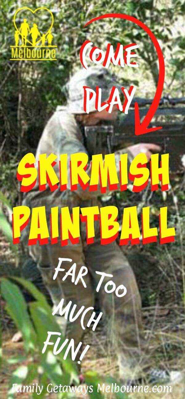 image to pin to Pinterest for the site page on Paintball Skirmish