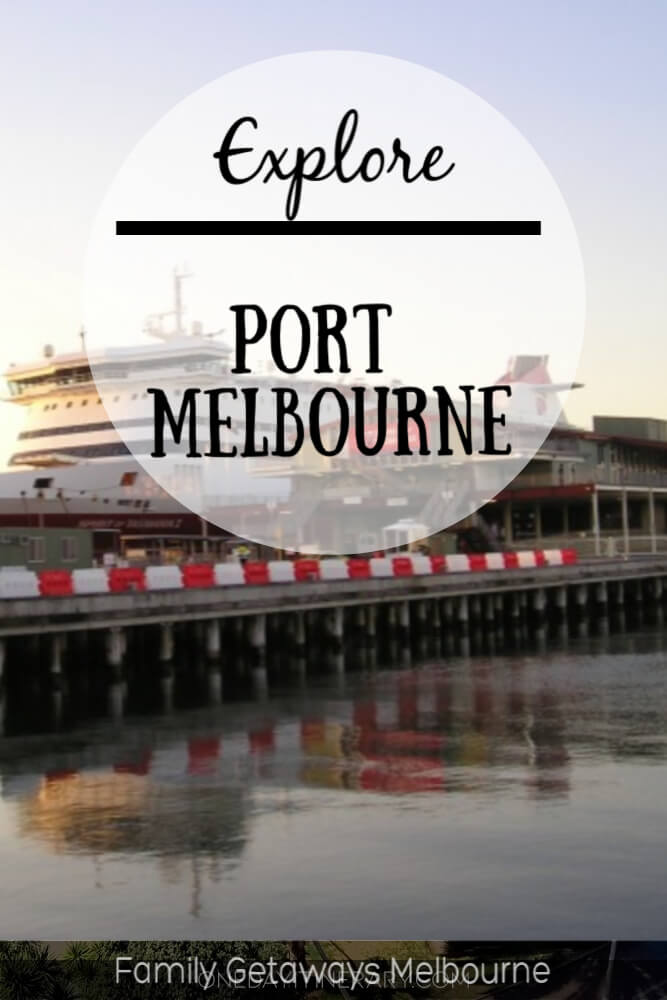 image to pin to pinterest for the port melbourne beach page