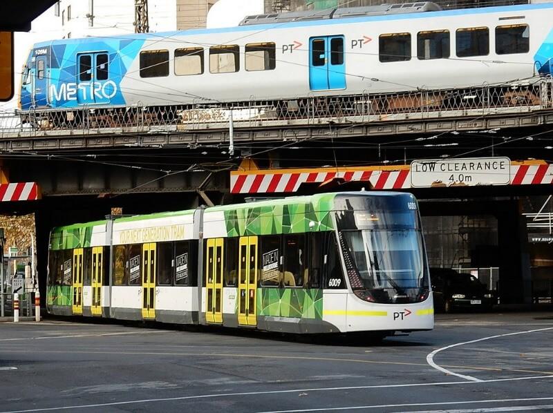 Melbourne public transport