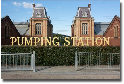 Pumping station at Scienceworks Melbourne Australia compliments of http://www.flickr.com/photos/yiduiqie/5673966247/