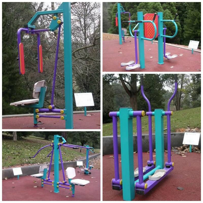Emerald Lake Park Senior's Playground