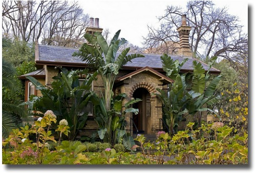 Sinclairs Cottage in Fitzroy Gardens Melbourne Australia compliments of http://www.flickr.com/photos/nick_au/4709574723/