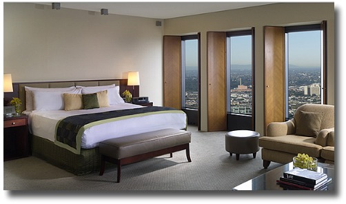The Sofitel Hotel - View from A Bedroom Melbourne Australia