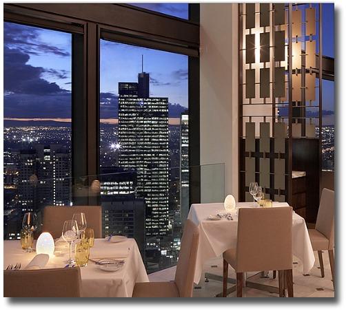 No35 Restaurant at the Sofitel Hotel Melbourne Australia