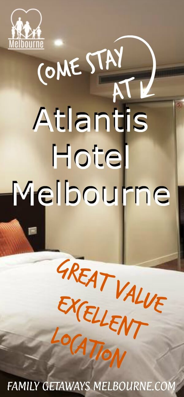 Atlantis Hotel in Melbourne