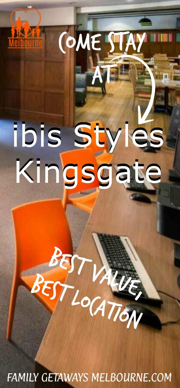 ibis Styles Kingsgate image to pin to Pinterest