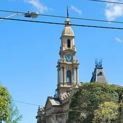 South Melbourne Town Hall Clock