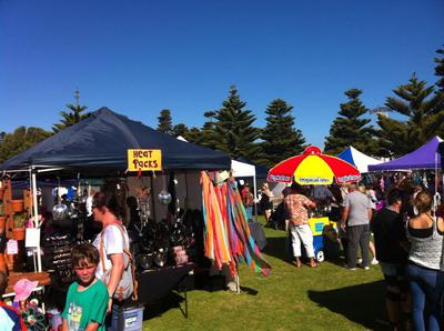 Warrnambool Summer Markets, Hillside Market