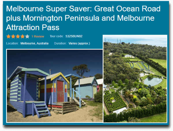 mornington peninsula day trip touring link