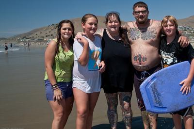 My Favorite Tattood Family