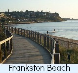 thumbnail graphic linking to site page on The Frankston Beach