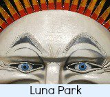Thumbnail link to site page on Luna Park amusement park
