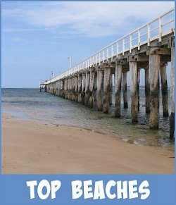 Image link to Site page on Melbourne top beaches