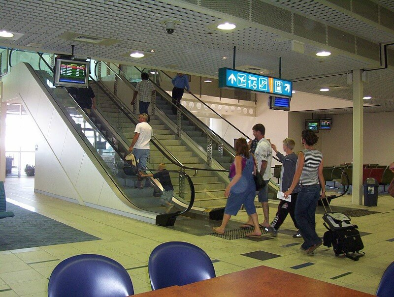 Townsville airport Queensland