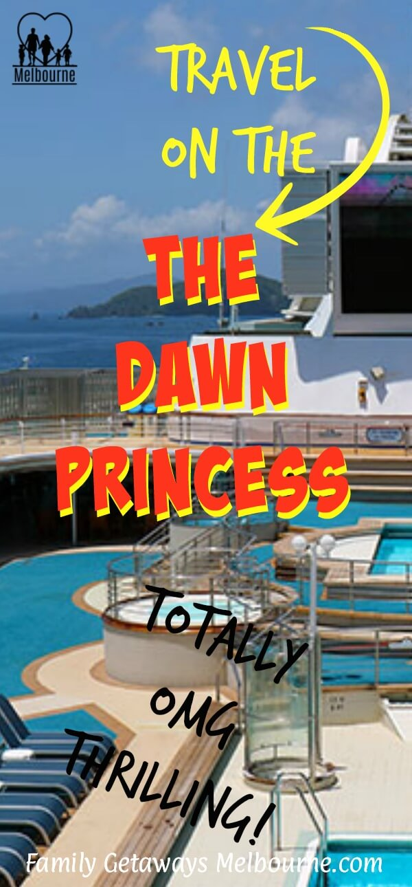 image to pin to Pinterest for the site page on the Dawn Princess cruiser