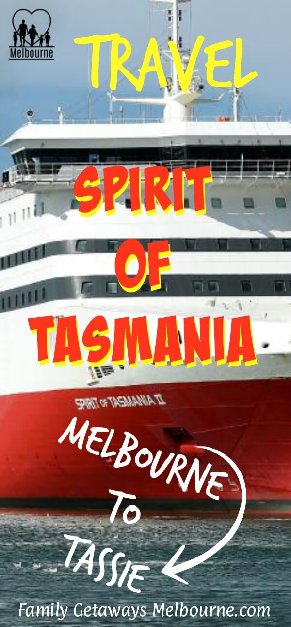 image to pin to Pinterest for the site page on the Spirit Of Tasmania