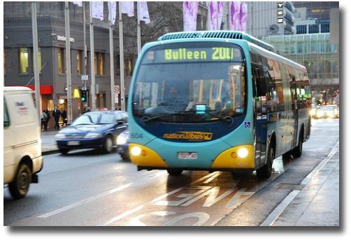 Ventura public transport Melbourne bus compliments of http://www.flickr.com/photos/avlxyz/4948146448/