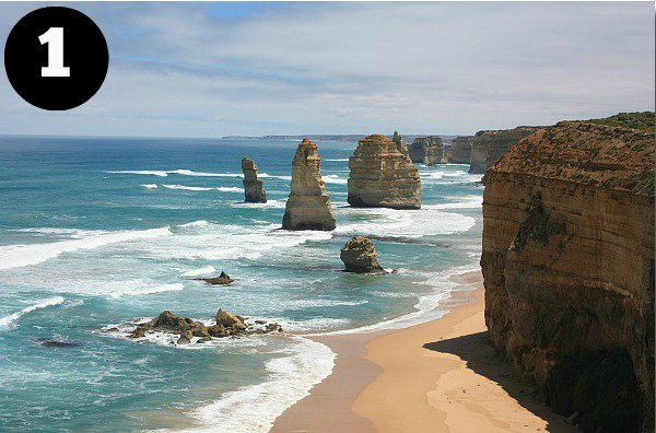 Viator's Great Ocean Road Tour