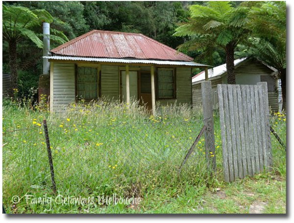 Walhalla old house, Victoria - Australia