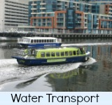 Water transport site page link