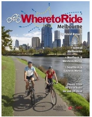 Where to Ride Melbourne map guide
