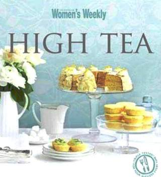 Womens Weekly High Tea Book