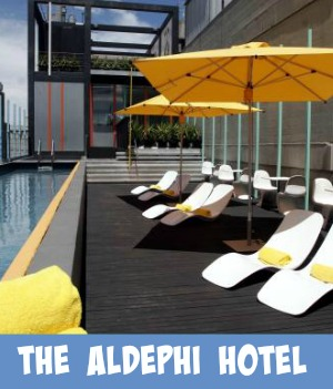 Image link to site page on the Adelphi Hotel