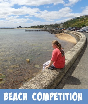 image link to site page on family beach photo competition