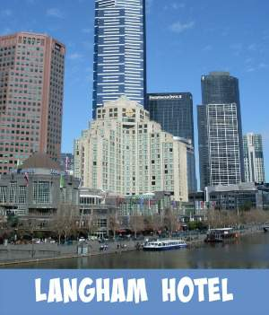 Image link to the site page on the Langham Hotal Melbourne