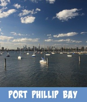 Image link to site page on Port Phillip Bay