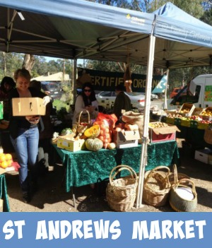 Link to the St Andrews Market