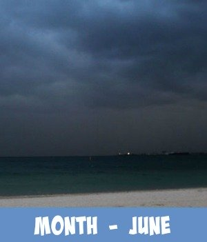 Image link to site page on Melbourne's weather in June