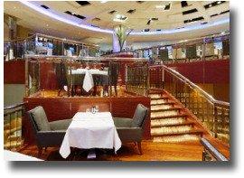 Radii Restaurant and Bar at the Park Hyatt in Melbourne Australia