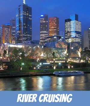 Image link to the site page for River Cruises in Melbourne