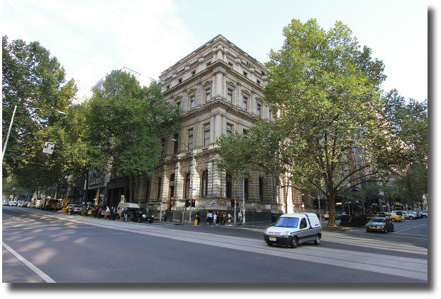 The Treasury On Collins formally The Sebel Hotel In The Melbourne CBD